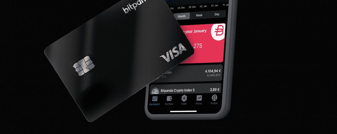 bitpanda debit card bitcoin