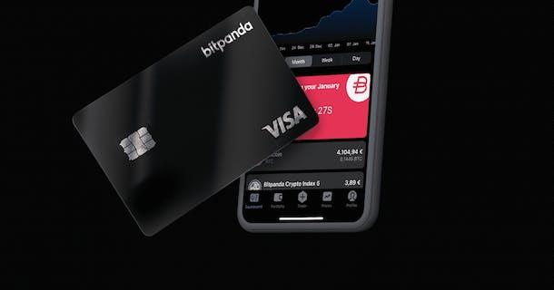 bitpanda debit card bitcoin