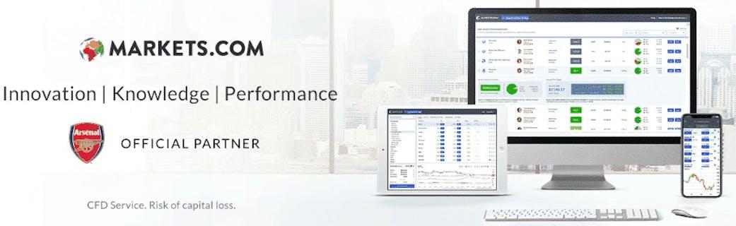 markets cfd trading platform