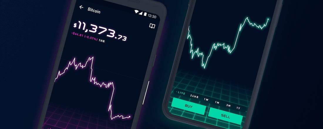 robinhood exchange