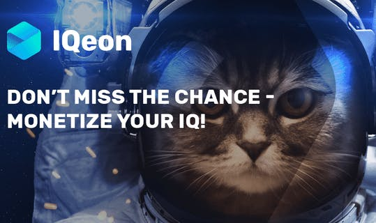 iqeon earn bitcoins by gaming
