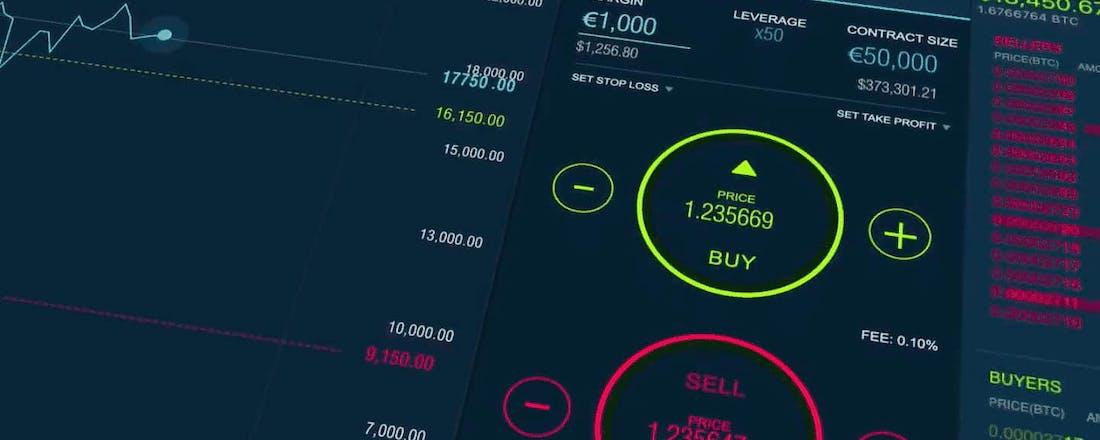 digital asset exchange