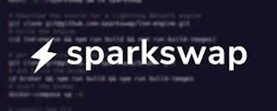 sparkswap exchange