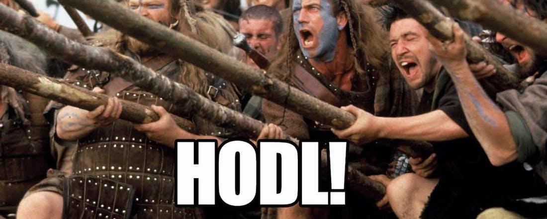 bitcoins hodl