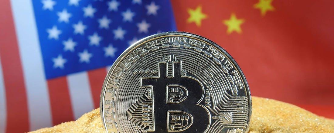 bitcoin vs dollar vs yuan vs goud
